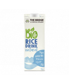 BEBIDA ARROZ THE BRIDGE 1L BIO