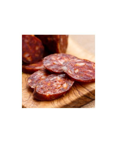 Chorizo loncheado Campos Carnes ecológicas 100 gr Bio