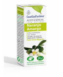 Aceite esencia naranjo amargo Essential Aroms 10 ml Bio