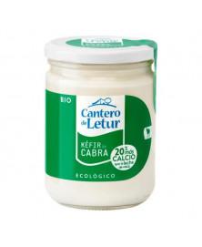 KEFIR DE CABRA ENTERA CANTERO DE LETUR 420 GR BIO
