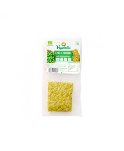 Tempeh de guisante Vegetalia 250 gr Bio