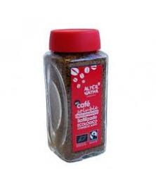 Café solubre descafeinado liofilizado Alternativa 3 100 gr Bio