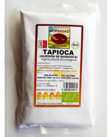 HARINA DE TAPIOCA BIOPRASAD 250 GR BIO