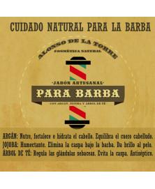 JABÓN PARA BARBA ALONSO DE LA TORRE 100 GR