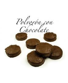 POLVORONES CHOCOLATE PASTECO BIO (A GRANEL)