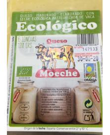 QUESO LONCHEADO DE VACA MOECHE 120 GR BIO