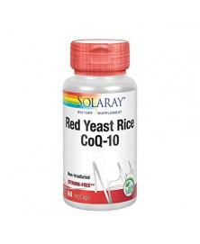 PLUS RED RICE & Q10 60 CAPSULAS SOLARAY