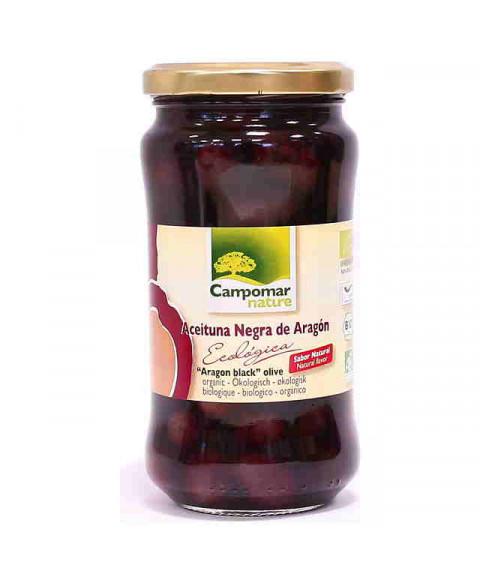 Aceitunas Negras de Campomar Nature 350 Gr Bio