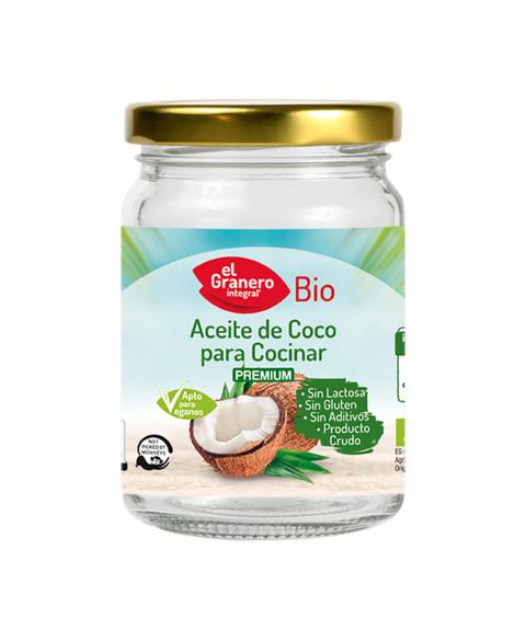 Aceite de Coco El Granero Integral 1 L Bio