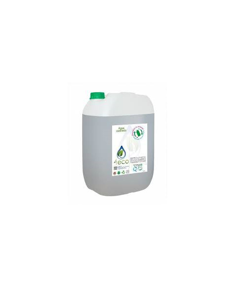 Agua Destilada A Granel 4Eco