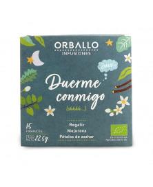 INFUSIONES DUERME CONMIGO ORBALLO 15 UD BIO