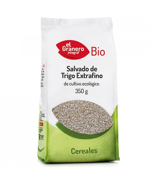 Salvado Trigo Extrafino El Granero Integral 350 Gr Bio