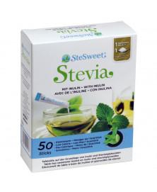 STEVIA STICKS STESWEET 50 UDS