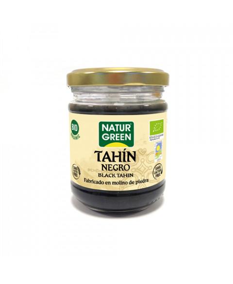 Tahín Negro Naturgreen 180 gr Bio