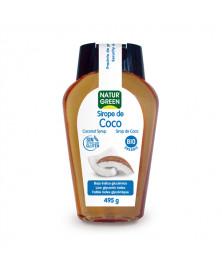 SIROPE DE COCO NATURGREEN 495 GR BIO