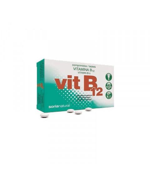 Vitamina B12 Soria Natural