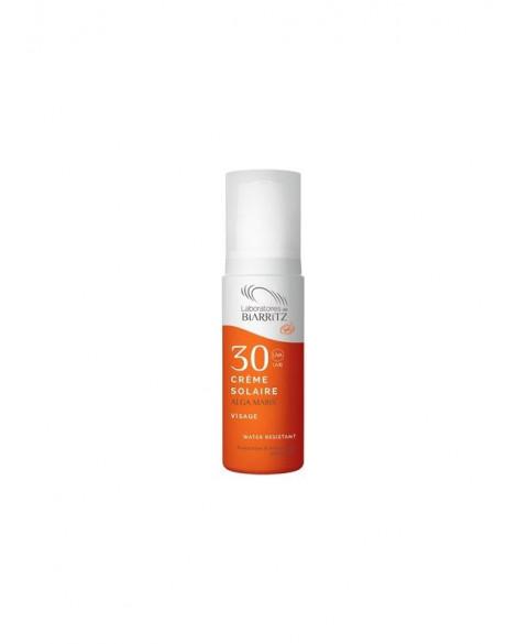 Crema Solar Facial SPF 30 de Alga Maris 50 ml Bio