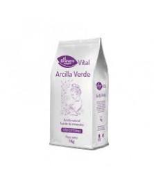 ARCILLA VERDE 1KG