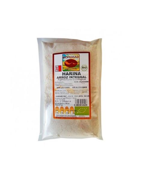Harina de Arroz Integral Bioprasad 500 Gr Bio