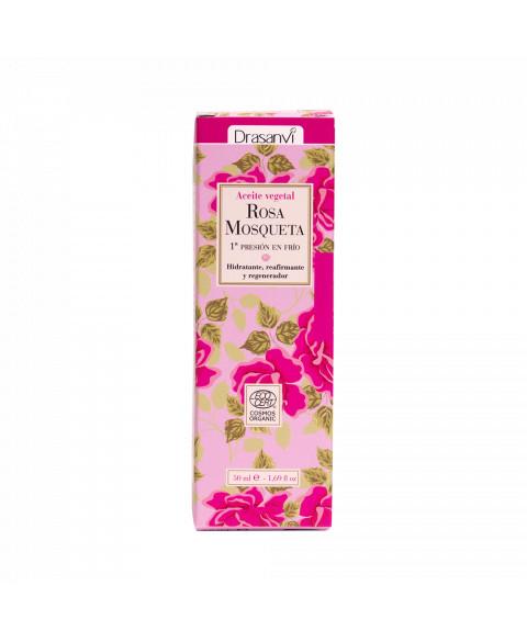 Aceite Rosa Mosqueta Drasanvi 50ml Bio
