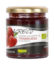 MERMELADA DE FRAMBUESA AGRECO 260 GR BIO