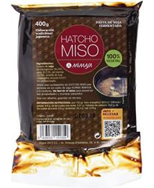 HATCHO MISO NO PASTEURIZADO MIMASA 400 GR