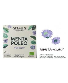 INFUSIÓN MENTAPOLEO ORBALLO 15 UDS BIO