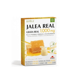 JALEA REAL 1000 MG DIETÉTICOS INTERSA 20 AMPOLLAS