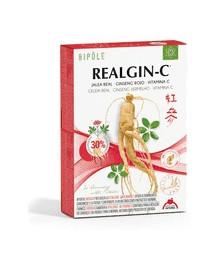 REALGIN-C DIETETICOS INTERSA 20 AMPOLLAS