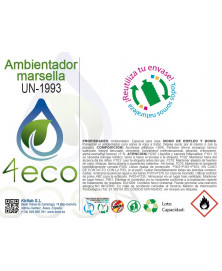 AMBIENTADOR MARSELLA 750 ML 4ECO