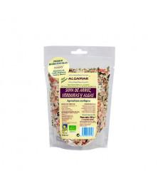 Sopa de Arroz, Verduras y Algas de Algamar 250 Gr Bio