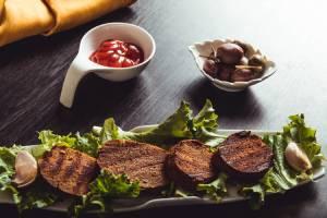 Filetes Vegetarianos