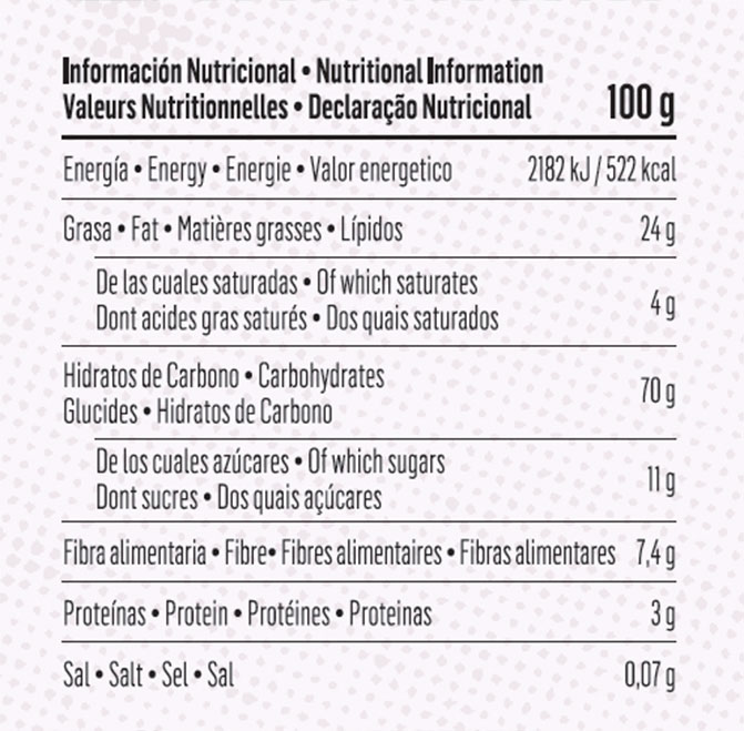 Batata Kifu etiquetado