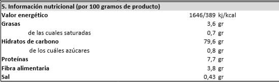 TORTITAS DE ARROZ CON SESAMO Y SAL